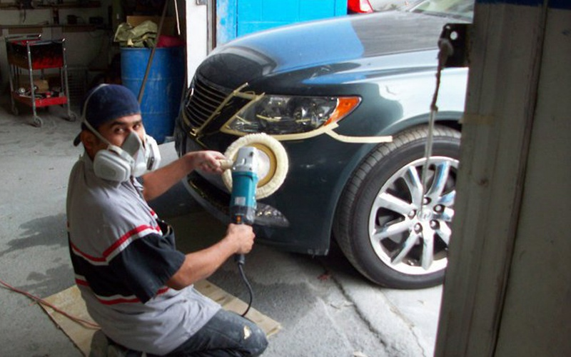 Auto-Bumper-Repair